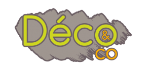 Logo officiel de Déco & Co.